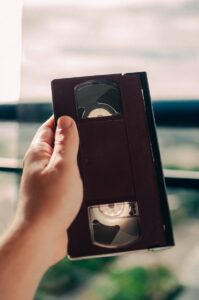 Don't let your product be like the VHS video - adapt!